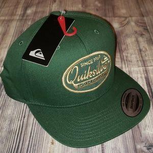 Quiksilver Stuck It snap back hat